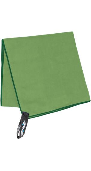 PackTowl Personal Face Asciugamano verde